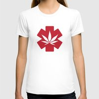 marijuana T-shirts featuring Medical Marijuana by WeedPornDaily