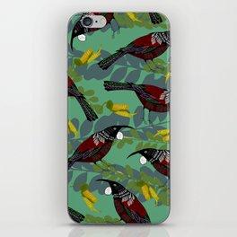 Tui Pattern iPhone Skin