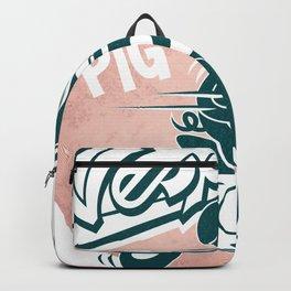 Vespa Pig Backpack