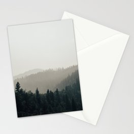 Northern California Forest Stationery Cards