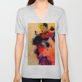 At the tempo of the carnival Unisex V-Neck