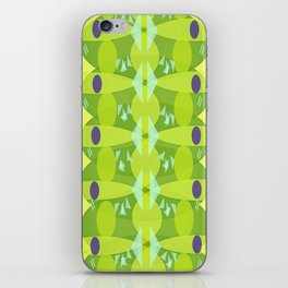 Chinese fish iPhone Skin