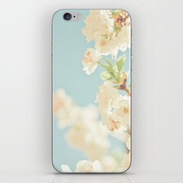 Cotton Candy In The Sky iPhone Skin