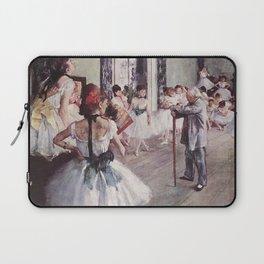 The Ballet Class- Edgar Degas Laptop Sleeve
