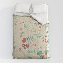 Staccato Comforters