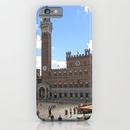 Siena iPhone Case