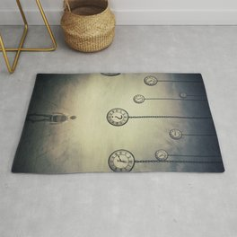 Time  Perception Rug