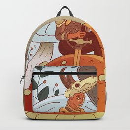 Tiny Warrior Backpack