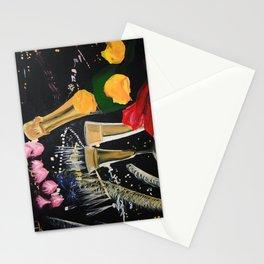 Fogo de artificio fim de ano na Madeira! Stationery Cards