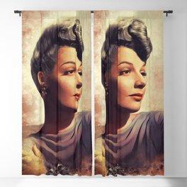 Ann Sheridan, Hollywood Legend Blackout Curtain
