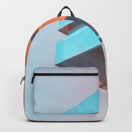 Modern design 3d Backpack