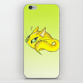 Sourpuss iPhone Skin