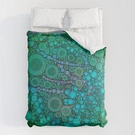 MAISON ORDINAIRE SEA BUBBLES Comforters