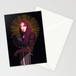 Leliana Dragon Age Stationery Cards