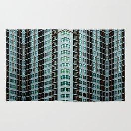 Vertical residential Rug