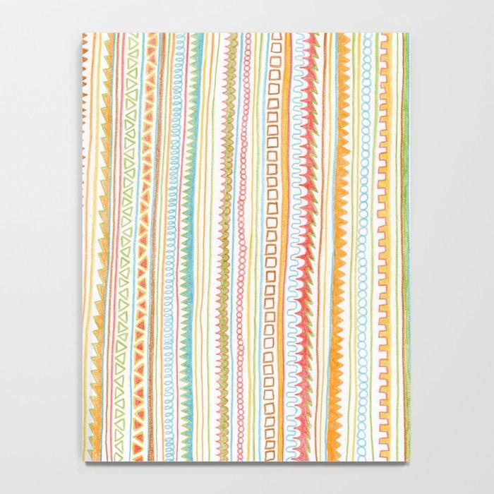 Pencil Doodles Notebook