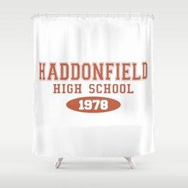 Haddonfield High School Shower Curtain
