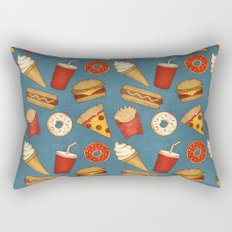 Fast Food Rectangular Pillow