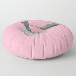 L'AIR de PANACHE Floor Pillow