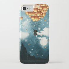 Where all the wishes come true iPhone 7 Slim Case