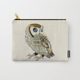 Blind Owl Carry-All Pouch