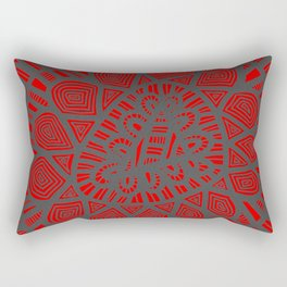 Doodle 7 Rectangular Pillow