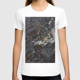 A raging stream T-shirt