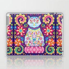 Zen Cat Laptop & iPad Skin