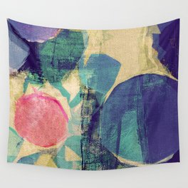 Bola de Gude Wall Tapestry