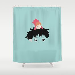 MZK - 2008 Shower Curtain