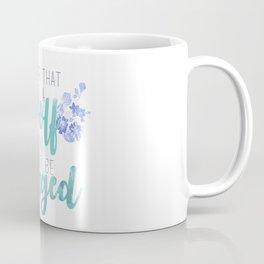 ACOTAR - Wolf Coffee Mug