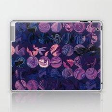 Space - Abstract Polka Dot Pattern Laptop & iPad Skin