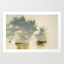 Double Summer Art Print