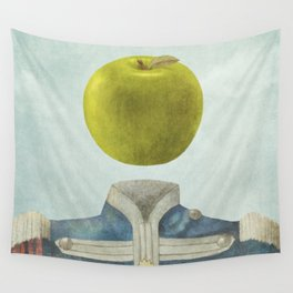 Sgt. Apple  Wall Tapestry