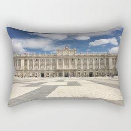 Madrid, Spain - Royal Palace Rectangular Pillow
