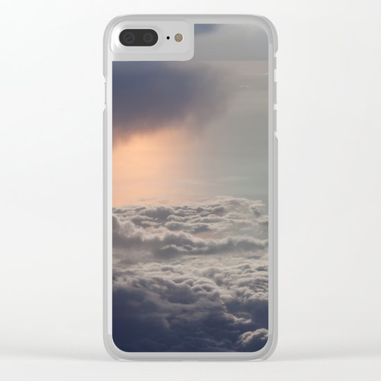 After Storm Clear iPhone Case
