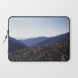 Hillside of Trees Laptop Sleeve