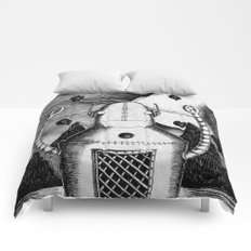 The Juggler Comforters