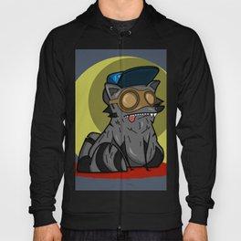 Cool Raccoon Hoody