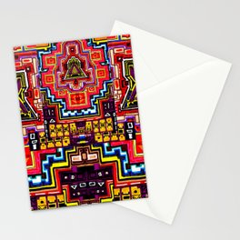 Deceptive Reality Stationery Cards