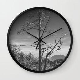 Biosculpture Wall Clock