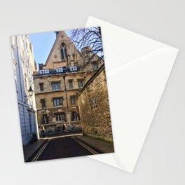 Sunshine on Turl Street Stationery Cards