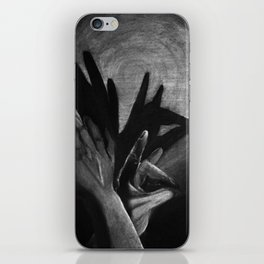 Shadow Puppets iPhone Skin