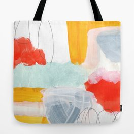 abstract painting XVI Tote Bag