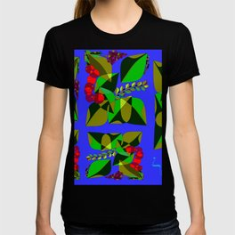 Fruits and Leaves of Israel, Hebrew T-shirt