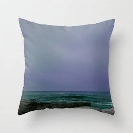 Quiet Throw Pillow