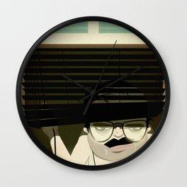 Merv the Perv Wall Clock