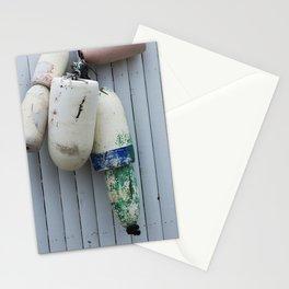 Amagansett Buoys Stationery Cards