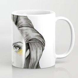 Angel Face Coffee Mug