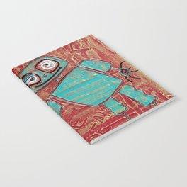 I Want Ice Cream Notebook